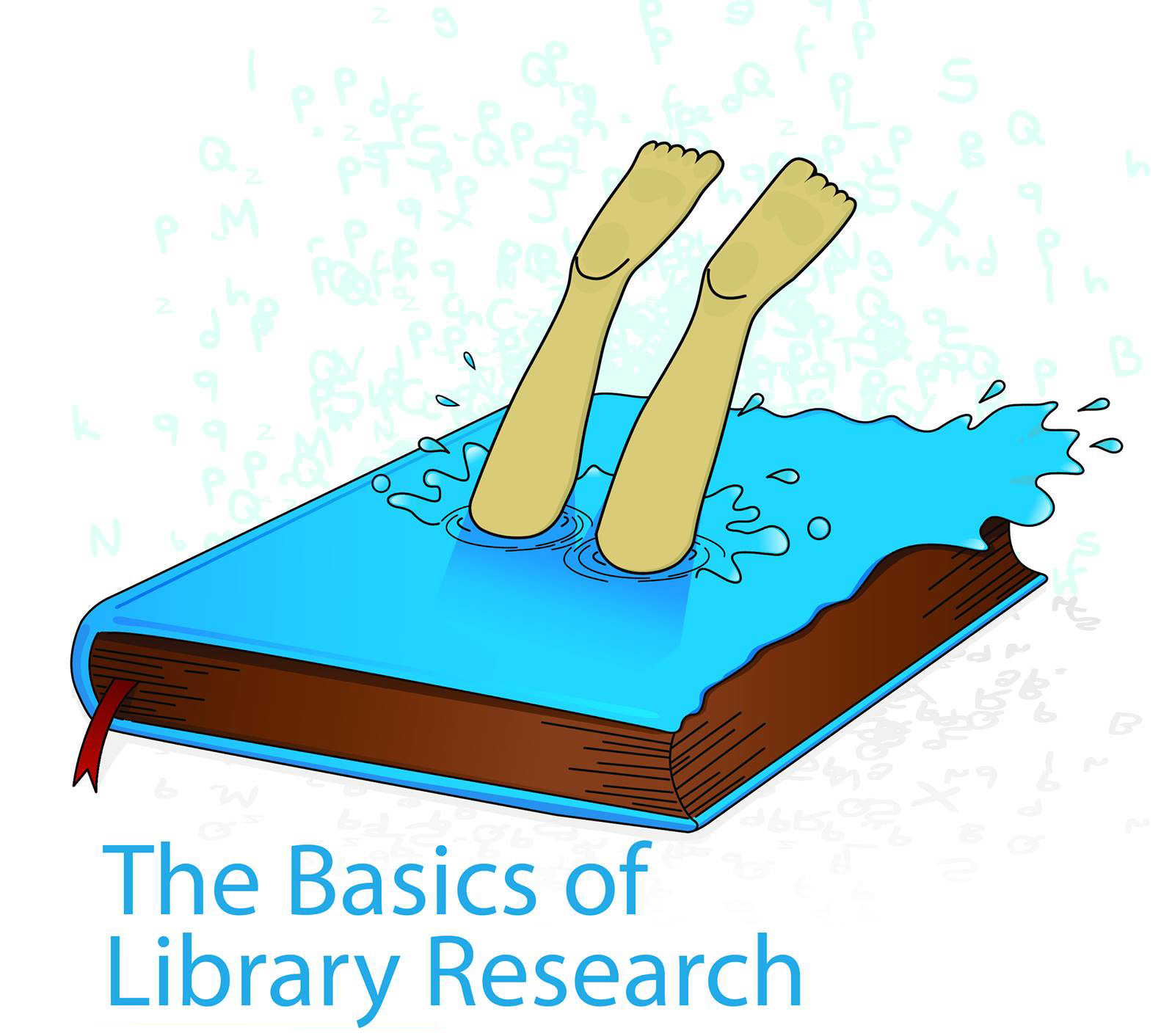 Basics of Library Research Splash