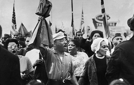 Martin Luther King Jr March