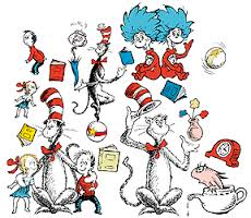 Dr, Seuss characters