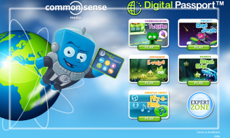 Common Sense Media Digital Passport