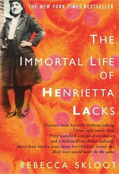 Henrietta Lacks Bookcover