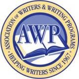 A W P logo