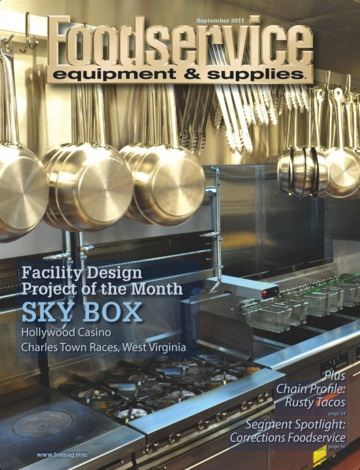 Foodservice Equipment and Supplies cover