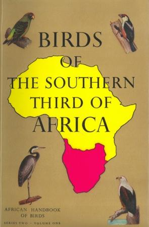 Birds of Southern Third of Africa