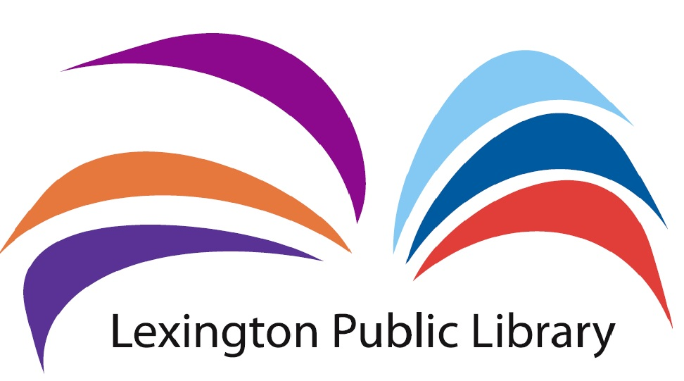 Lexington Public Library logo