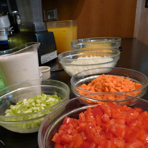 Sauces and seasonings photo