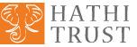 hathi trust logo elephant
