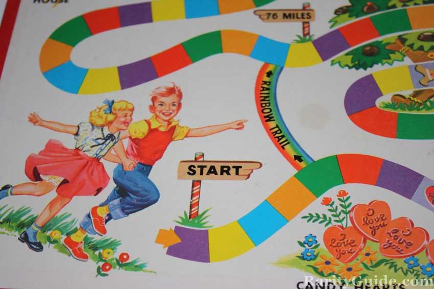 Candy Land Start
