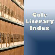 Gale Literary Index