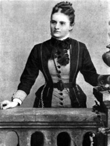 Sarah Chamberlain Eccleston