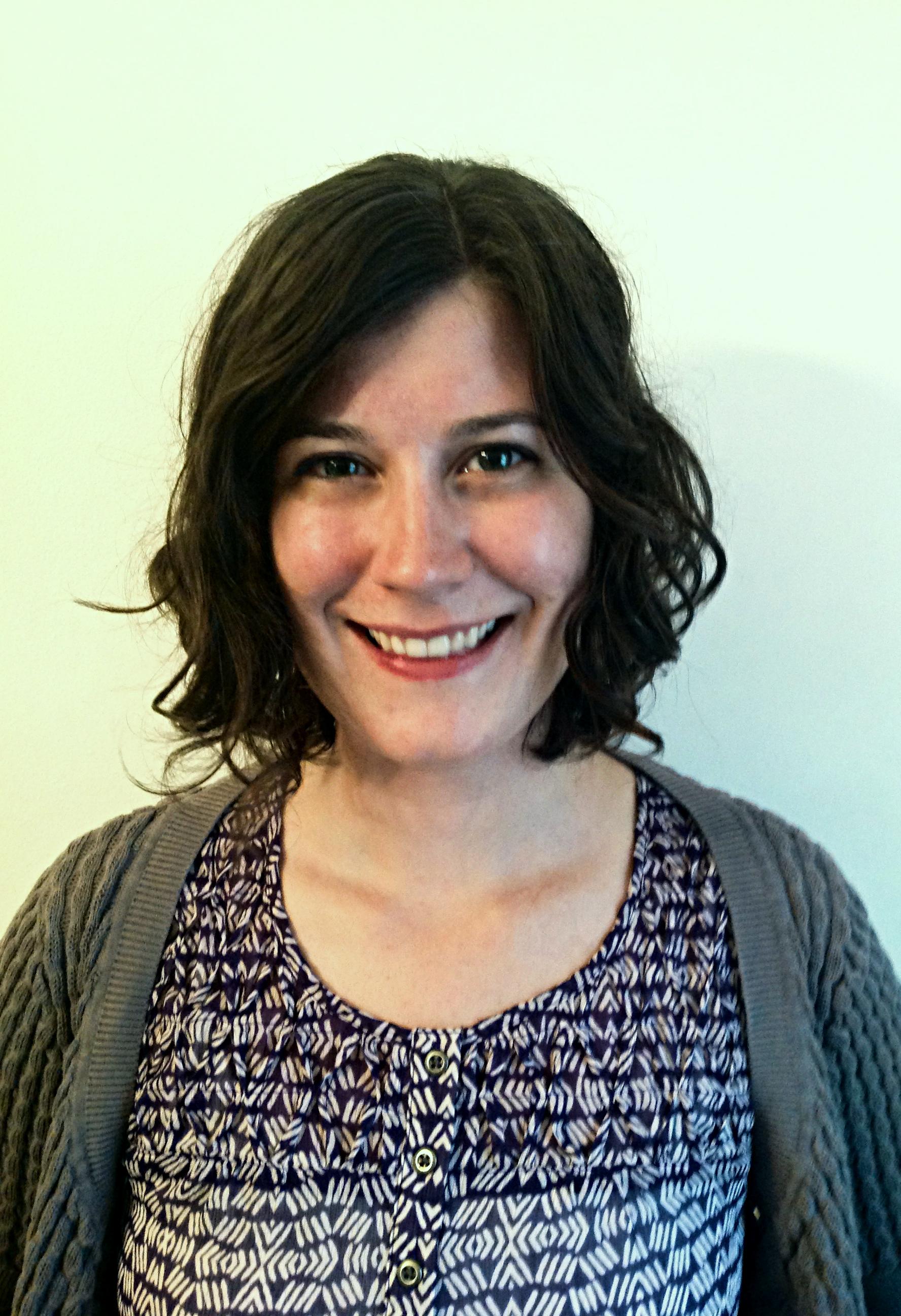 Session Presenter Katie O'Kane