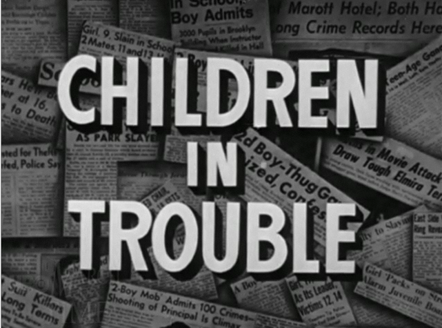 Children In Trouble Screenshot