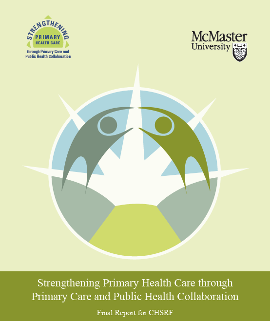 Primary care and public health collaboration report