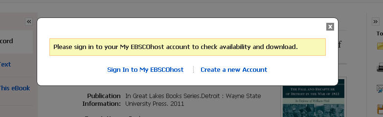 sign into your my ebscohost account prompt