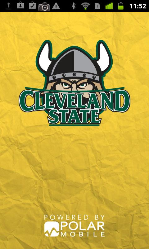 Cleveland State Mobile Screen Shot