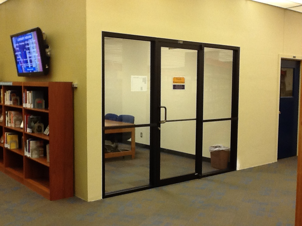 Faculty Research Room