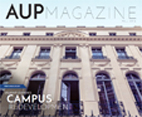 AUP Magazine cover