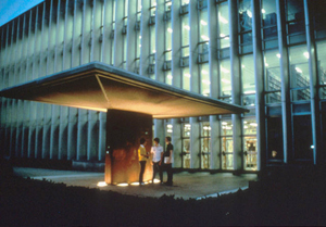 Hunt Library