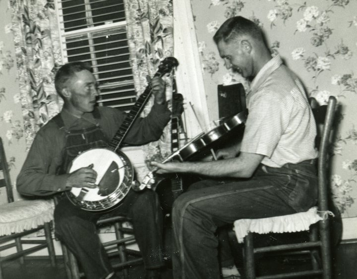 House jam in the 1940s or 1950s