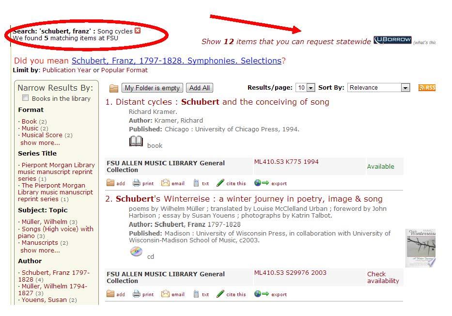 schubert catalog screen 3