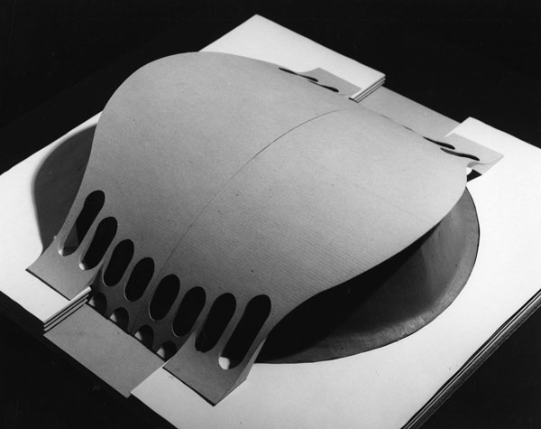 1967 Model for Domed Stadium