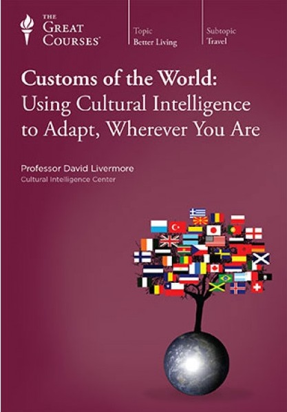 Customs of the World Book Cover
