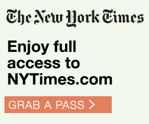 Grab a pass NY Times graphic