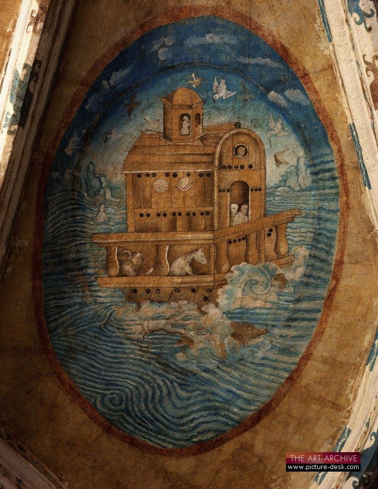 Juan Gerson's Noah's Ark