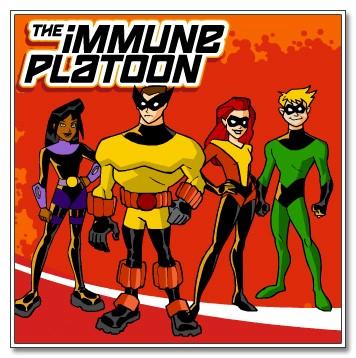 The Immune Platoon