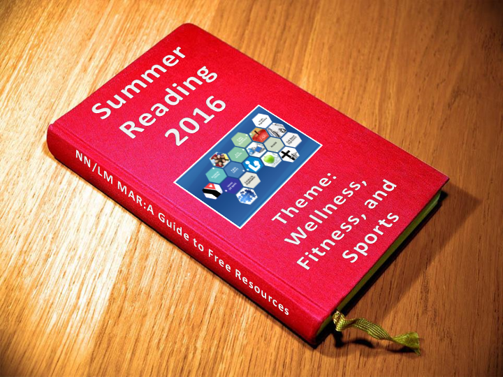 MAR Summer Reading 2016 Book Cover
