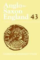 Front cover of an issue of the journal Anglo-Saxon England