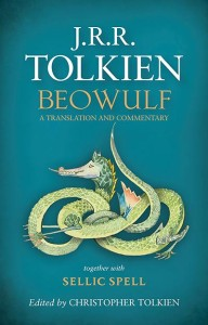 Front cover of J.R.R. Tolkien's Beowulf