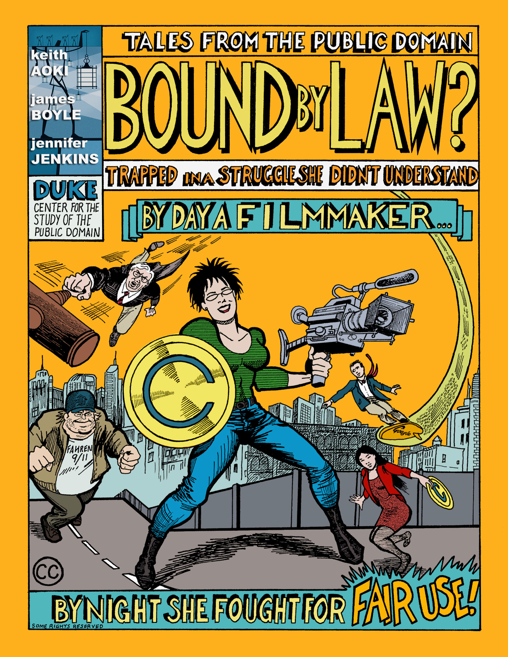 Cover of Bound By the Law: Tales from the Public Domain