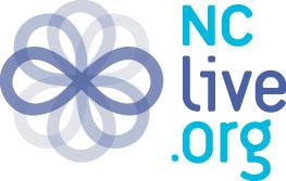 NC LIVE logo.