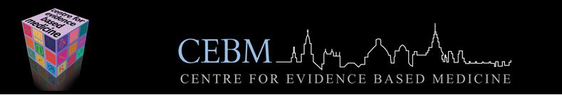 CEBM: Center for evidence based medicine