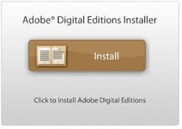 Button for Adobe Digital Editions Installer