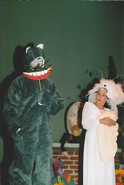 Chesire Cat from the 2004 production
