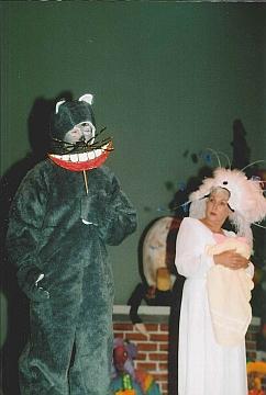 Cheshire Cat 2004