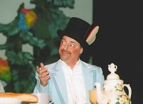 Mad Hatter from the Meredith College Play 2004