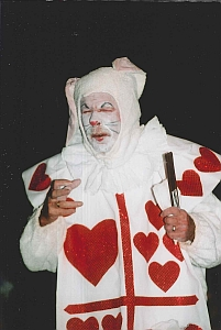 White Rabbit from the 2004 production
