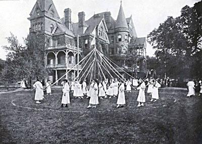 1918 Maypole Festival
