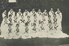 Picture of students in sailor suits