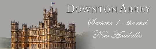 Downton Abbey Complete Series 2016 ad