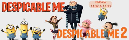 Movie Despicable Me ad