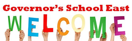 Welcome Govenor's School East 201