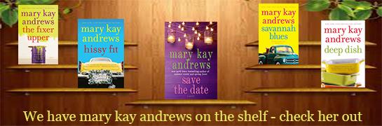 Mary Kay Andrews Books spotlight