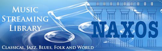 Naxos Streaming Music Library ad
