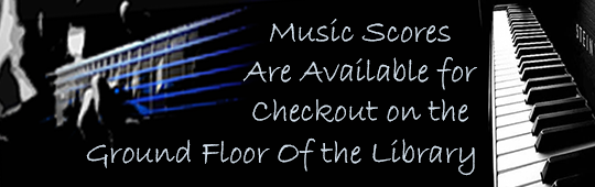 Music Scores ad summer 2015