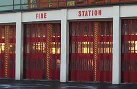 Ormeau Rd Fire Station, Belfast