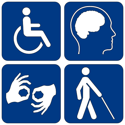 Disabilties Placard